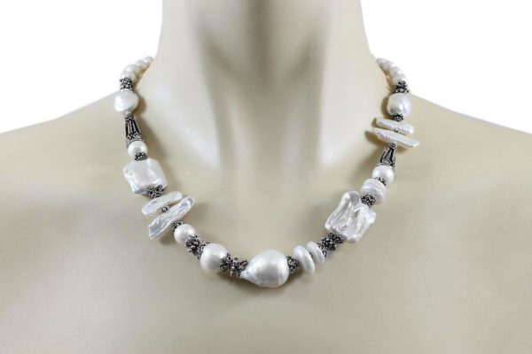 Pearl-Silver-Necklace-MS06756