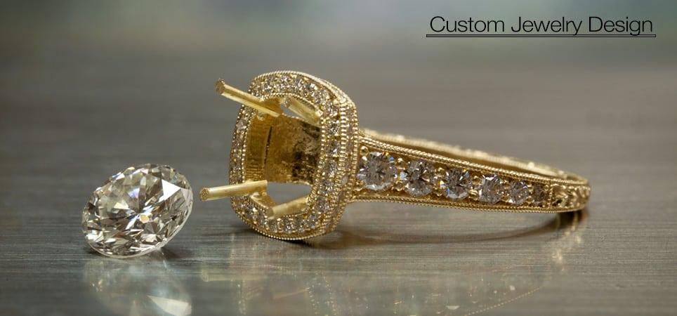 What Is Custom Jewelry Jewellery Design Custom Made